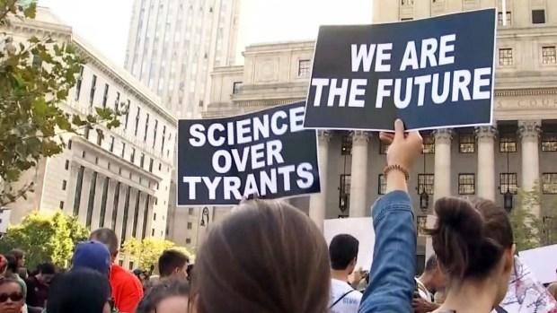 [TLMD - NY] Exigen se tomen medidas por el cambio climático