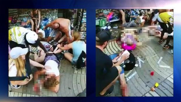 ISIS se atribuye el mortal ataque en Barcelona