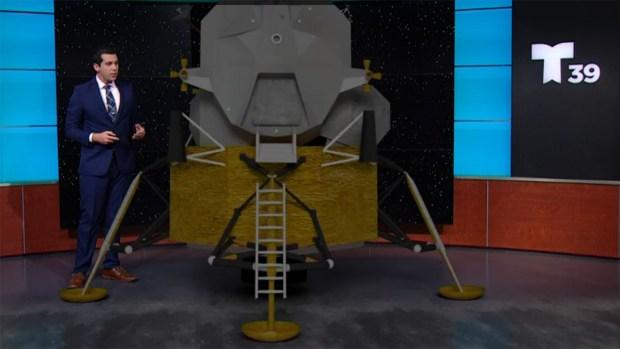 50 aniversario de la llegada del hombre a la Luna