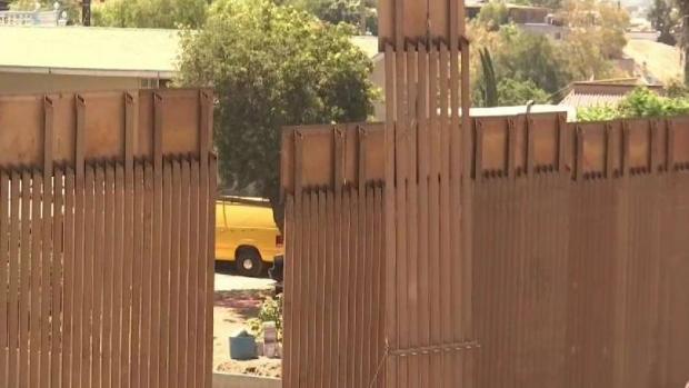 [TLMD - SD] Terminan renovación de valla fronteriza