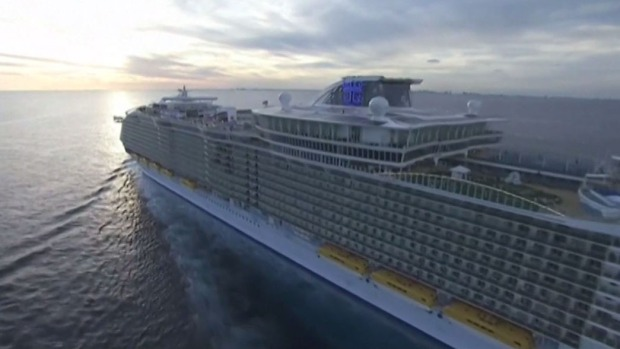 Brote de norovirus enferma a más de 270 en crucero que zarpó de Florida