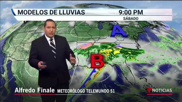 [TLMD] Tormenta invernal Diego empieza a impactar EEUU