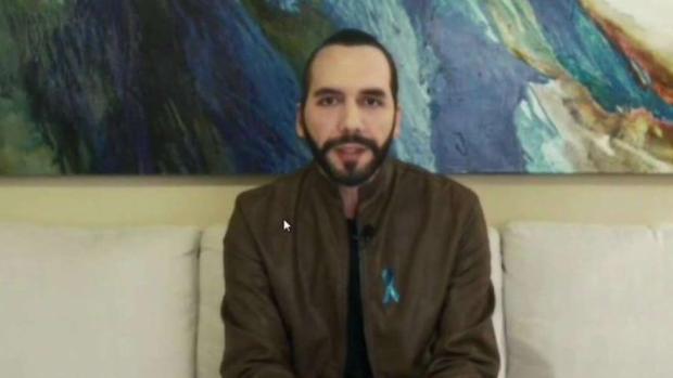 Tormenta politica en El Salvador