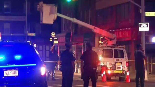 [TLMD - NY] Trabajador hispano muere por trágico choque en Queens