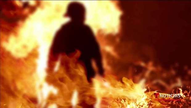 Trabajadores siguen laborando pese a incendios