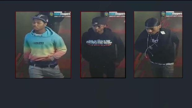 Trío de presuntos ladrones engaña y roba a taxistas en NY