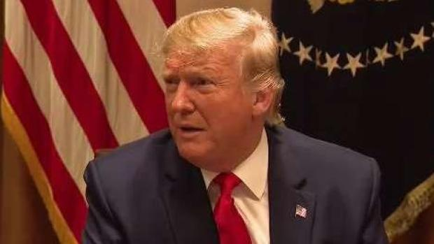[TLMD - LV] Trump defiende su decisión de abandonar a sus aliados