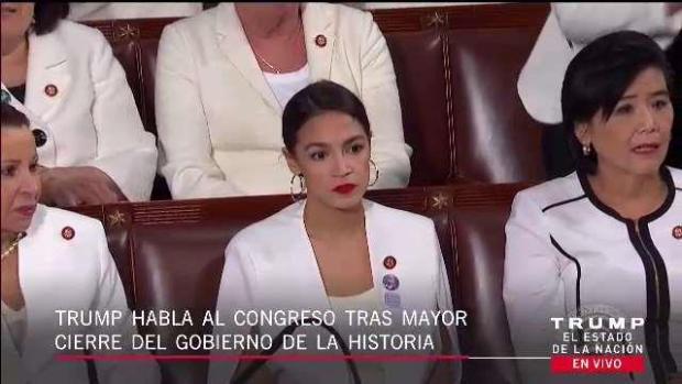 [TLMD - MIA] Trump habla al congreso tras cierre de gobierno