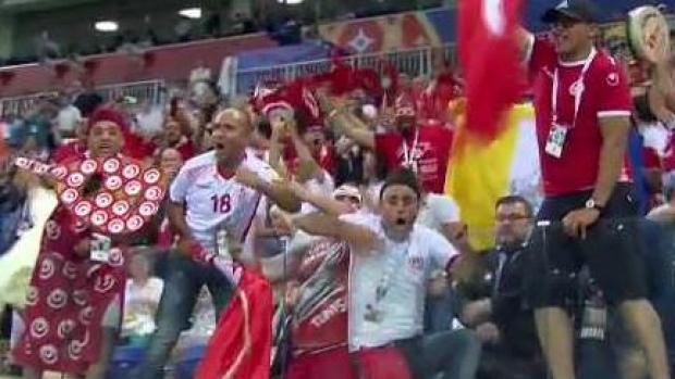 Túnez empata las acciones con penal