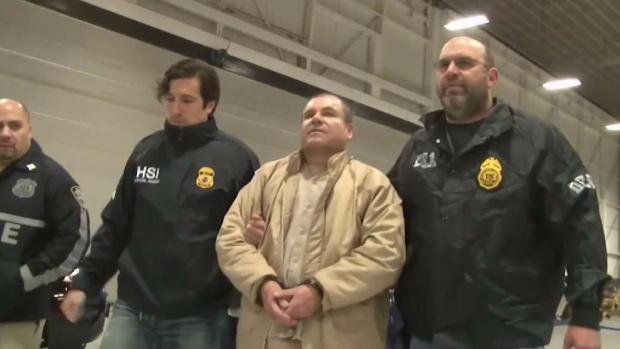 """[TLMD - NY] Veredicto de culpabilidad de """"El Chapo"""" envía mensaje al narcotráfico"""