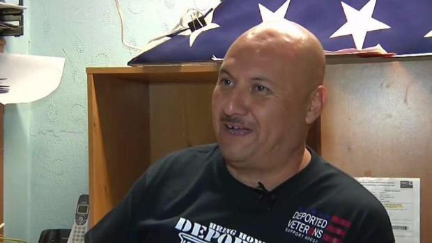 [TLMD - SD] Veterano deportado regresará a San Diego
