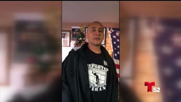 Veterano deportado podrá regresar a Los Ángeles