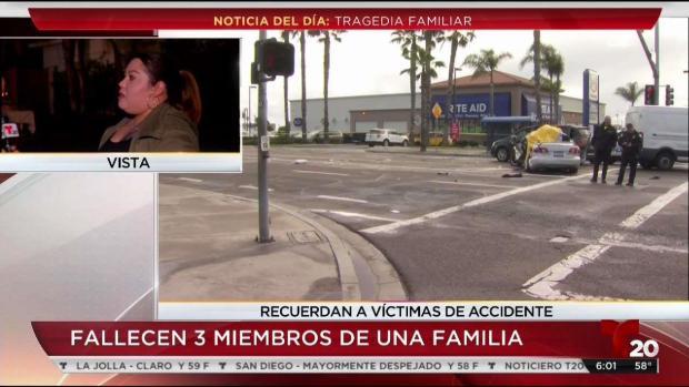 [TLMD - SD] Vigilia por familia hispana en Oceanside