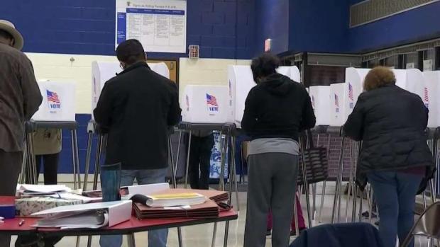 Votantes en Maryland eligen gobernador y representantes