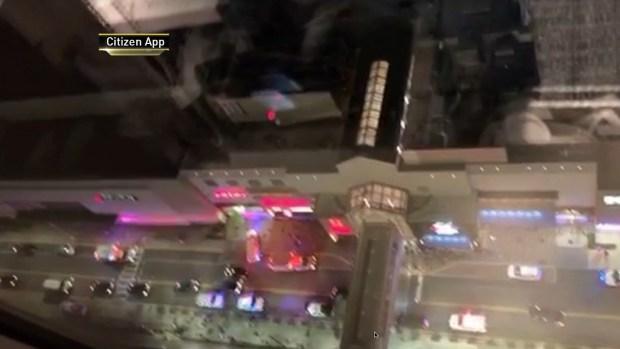 [TLMD - NY] Evacuan centro comercial tras balacera