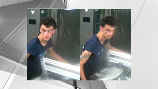[TLMD - NY] NYPD busca a hombre con carro de compras tras alarma por arroceras en el subway
