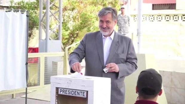 [TLMD - MIA] Guillier se impone a Piñera en la votación de los chilenos en el extranjero
