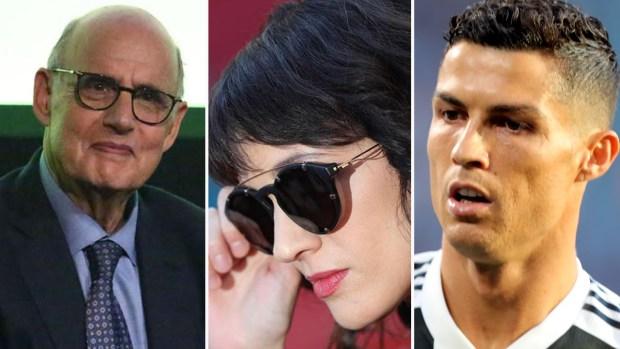 Abuso sexual: famosos que enfrentan denuncias públicas