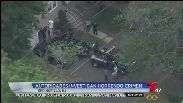[TLMD - NY] Investigan posible asesinato en Springfield