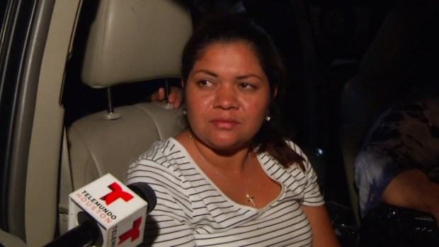 [TLMD - Houston] Madre de Allison se alista para recibir a su hija