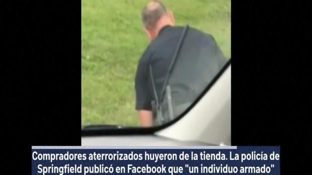 [TLMD - LV] Arrestan a sujeto en un Walmart de Missouri