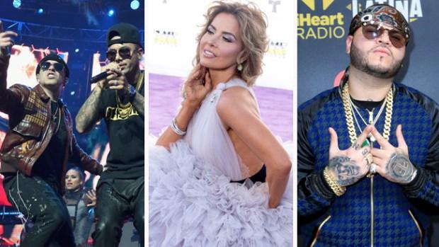 Revelan la lista completa de los artistas que cantarán en los Latin AMAs
