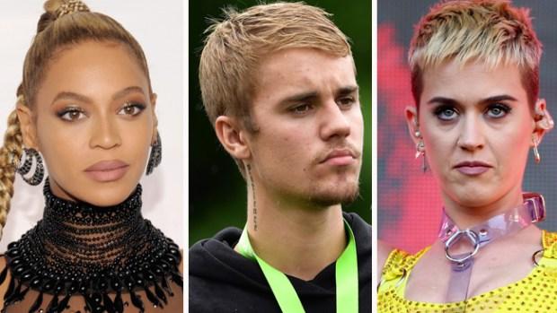 """Las celebridades más """"peligrosas"""" del internet"""