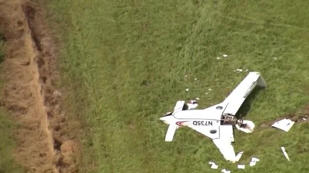 [TLMD - Orlando] Avioneta se estrella en St. Cloud
