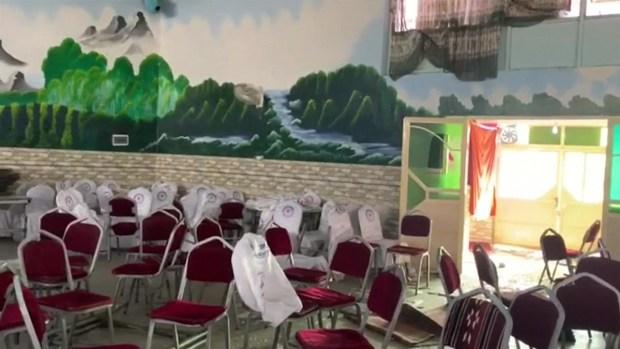 [TLMD - LV] Decenas de muertos en Kabul tras bombazo en plena boda