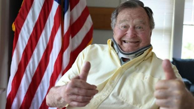 George Bush padre, el hombre detrás del político