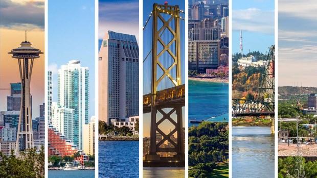 """Reporte: las mejores """"grandes ciudades"""" para vivir en EEUU"""