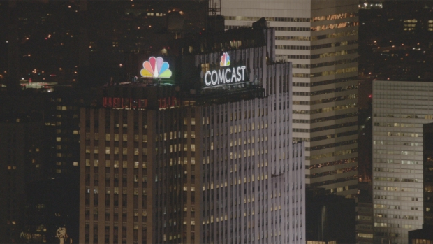 Comcast rebautiza rascacielos en Manhattan