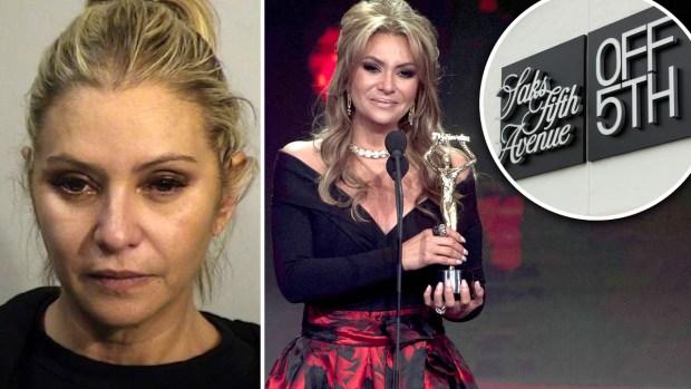 Los detalles del arresto de la actriz Daniela Castro, acusada de robo