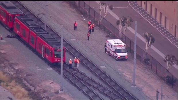 [TLMD - SD] Una persona murió tras ser atropellada por tranvía en Chula Vista