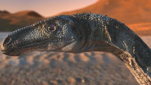 Descubren especie de dinosaurio que vivió hace 90 millones de años