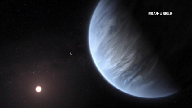 [TLMD - LV] Exoplaneta tiene agua y temperatura apropiada para la vida