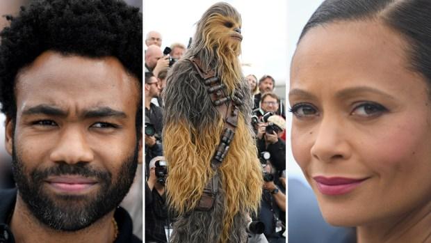 """La fiebre de """"Star Wars"""" vuelve de la mano de """"Solo"""""""