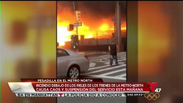 [TLMD - NY] Metro North resume con demoras