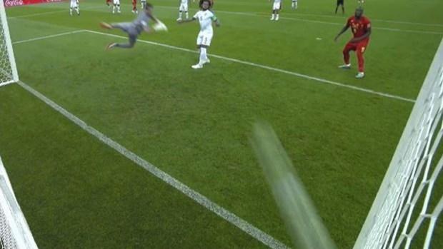 [World Cup 2018 PUBLISHED] Golazo belga apaga el aguante panameño
