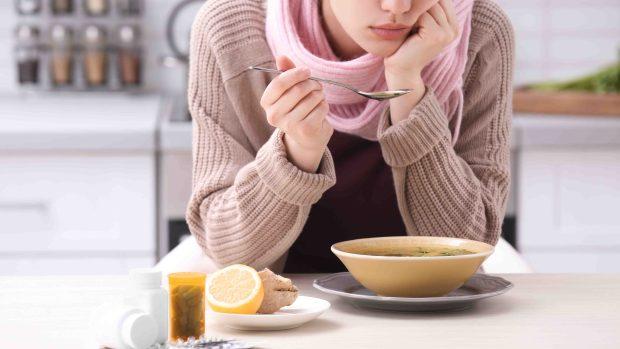 Los remedios caseros para combatir la gripe que sí funcionan