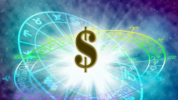Qué te dice el horóscopo del dinero