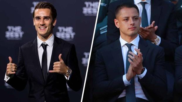 """Los 25 futbolistas más """"hot"""" de la Copa Mundial 2018"""