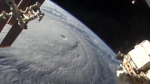 [TLMD - LV] Desde el espacio, así es el monstruoso huracán Lane