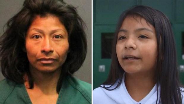 """Satanás está aquí"", niña hispana vive horror camino a la escuela"