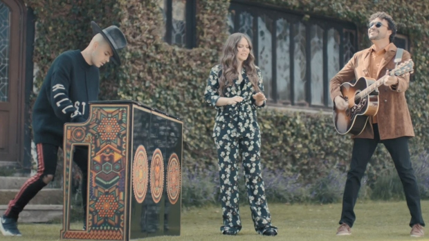 Andrés Cepeda estrena video con Jesse y Joy