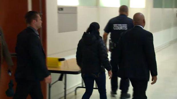 [TLMD - NY] Terrorífica evidencia, madre de Junior ahogada en llanto