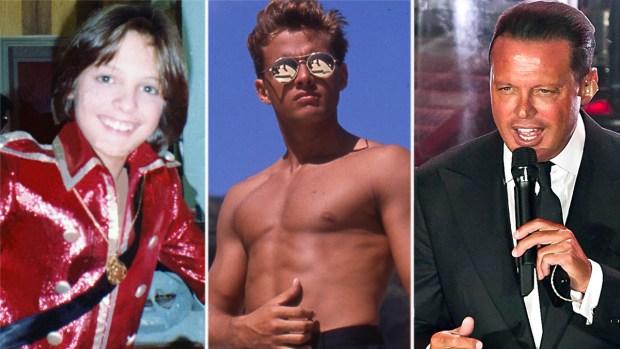 Luis Miguel cumple 48: mira su transformación