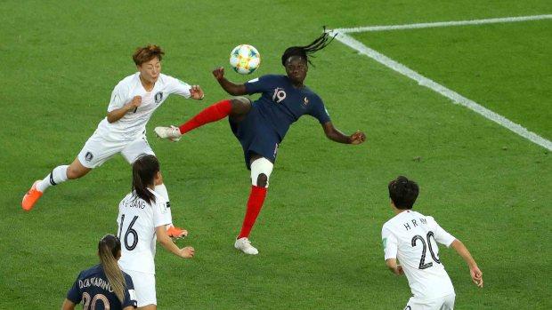 [TLMD - NATL] Anulado: el segundo gol de Francia que no fue