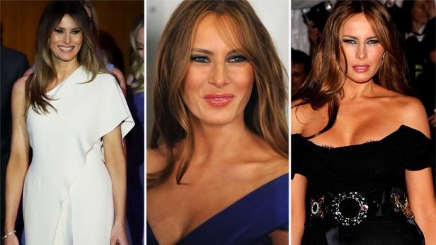 ¿En qué trabajará Melania Trump como Primera Dama?