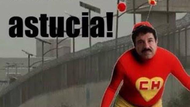"""Los memes de la fuga del """"Chapo"""" Guzmán"""